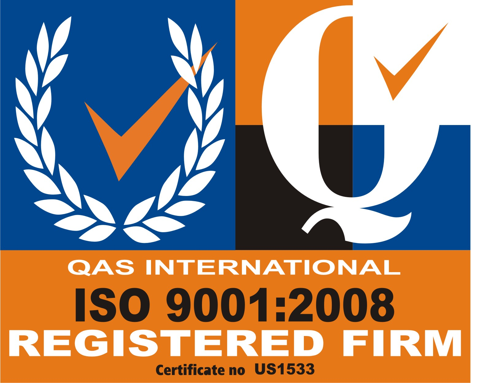 ISO 9001:2000 Registered Firm