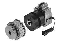 Spring Wrapped Solenoid Operated Indexing Clutch