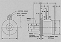 Tension Control System - Dimensions