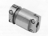 Spring Wrapped Jaw Clamp Slip Coupling – CL Series